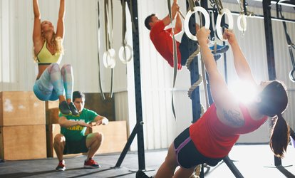 image for Ninja-Style Open Gym and Fitness Classes for Kids and Adults at BA Ninja Warrior (Up to 62% Off).