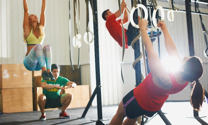 Contra Costa CrossFit - Concord: 10, 20, or One Month of Unlimited CrossFit Classes at Contra Costa CrossFit (Up to 81% Off)