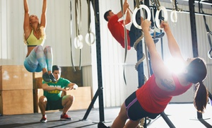 Stars and Stripes CrossFit: 10 or 20 CrossFit Classes at Stars and Stripes CrossFit (Up to 81% Off)