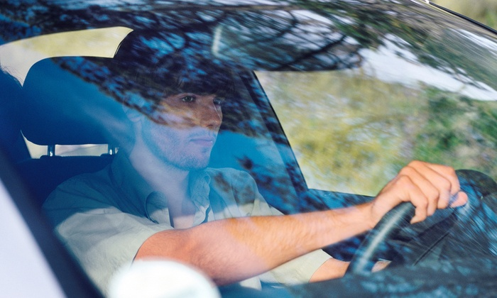 Jiffy Auto Spa - Lincoln Park: Windshield Replacement or Windshield-Chip Repairs from Jiffy Auto Spa (Up to 71% Off)