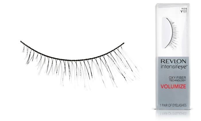Revlon Intensifeye Volumize V101 Eyelashes (91218)