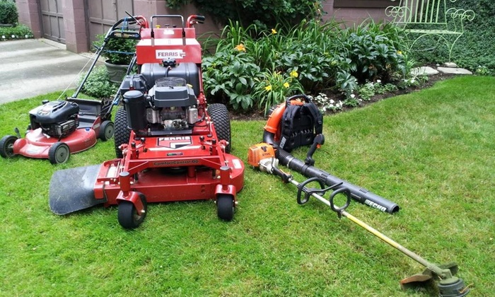 2 Brothers Lawn Care - Atlanta: $36 for $65 Groupon — Local