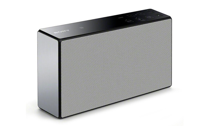 Sony SRSX5 Portable NFC Bluetooth Speaker With Built In Subwoofer