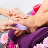 Spa Manicure or Pedicure