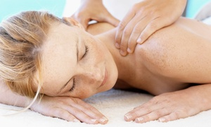 The Hideaway: 6 or 12 60-Minute Custom Massages at The Hideaway (Up to 50% Off)