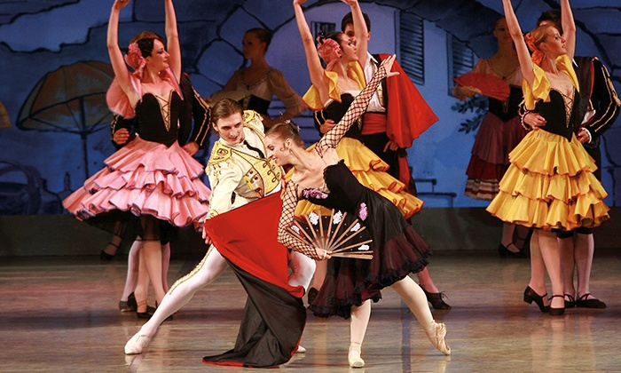 "Moscow Festival Ballet's ""Don Quixote"" - Chandler Center for the Arts: Moscow Festival Ballet's ""Don Quixote"" on Friday, January 29, at 7:30 p.m."