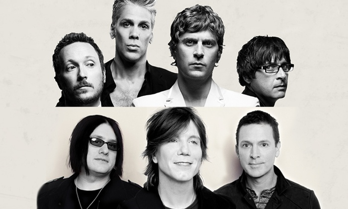 Matchbox Twenty and Goo Goo Dolls - Oak Mountain Amphitheatre: $15 for Matchbox Twenty and Goo Goo Dolls at Oak Mountain Amphitheatre on Friday, August 2 (Up to $46.50 Value)