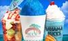 Bahama Buck's - Eastside El Paso: Coffee Package for Up to 10, Shaved-Ice Package for Up to 25, or $5 for $10 Worth of Smoothies at Bahama Buck's
