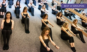Pure Barre Beverly Hills: Two Weeks of Unlimited Classes, or 10 Classes at Pure Barre (Up to 65% Off)