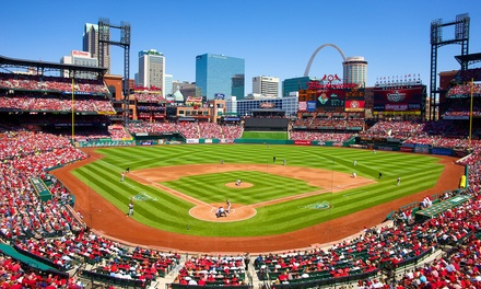 $12 for One Ticket to a St. Louis Cardinals Game at Busch Stadium on September 1 ($18.80 Value). Two Seating Options.