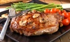 Essex Street Grille - Downtown Haverhill: Dinner for Two or Four with Appetizers, Entrees, and Dessert at Essex Street Grille (Up to Half Off)
