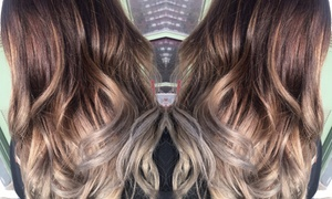 Nicolette Demaio at The Glam Box Salon: Up to 74% Off Haircut/Brazilian Blowout at Nicolette Demaio - The Glam Box Salon