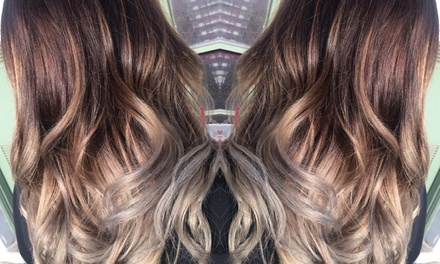 Up to 63% Off Haircut/Brazilian Blowout from Forevermore Hair Salon