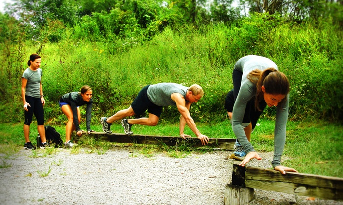 ELMNTL Fitness - Anderson: 10 or 20 Outdoor Group Fitness Classes at ELMNTL Fitness (Up to 80% Off)