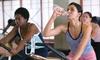 Gina's Total Fitness - Gina's Total Fitness: Up to 69% Off Fitness Classes at Gina's Total Fitness