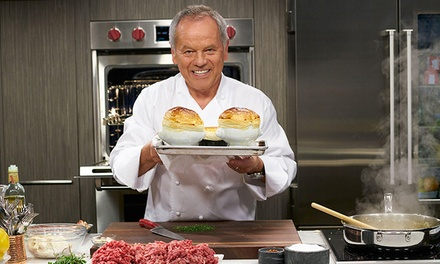 Online Subscriptions to Wolfgang Puck's New Cooking School (Up to 50% Off). Four Options Available.