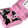 Pink Power 18-Volt Cordless Drill Kit