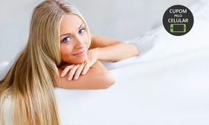 La´utre Femme Cabeleireiros e Estética: La'utre Femme – Zona 07: escova progressiva (com opção de modeladora e corte profissional)