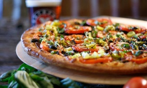 Extreme Pizza: Pizza for Two or Four at Extreme Pizza (Up to 46% Off)