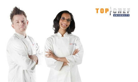 Top Chef University coupon and deal