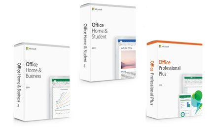 Microsoft Office 2019 Windows PC