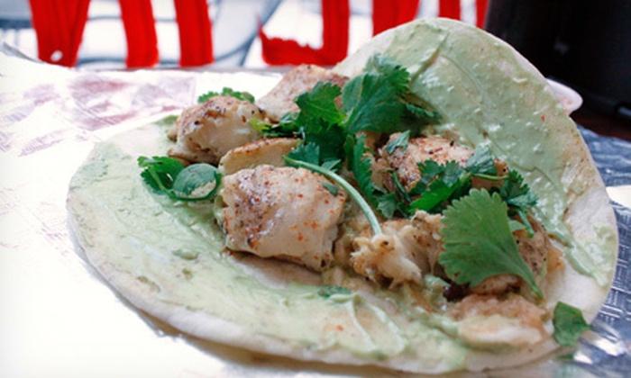 La Boca Loca - Downtown Tulsa: $7 for $15 Worth of Southern Fusion Cuisine at La Boca Loca