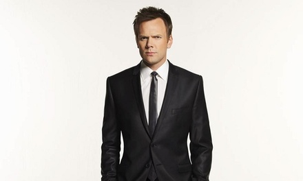 Joel McHale at NYCB Theatre at Westbury on Friday, August 7, at 8 p.m. (Up to 40%Off)