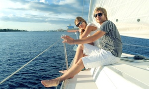 One Love Charters: $195 for Four-Hour Booze Cruise for Up to Four from One Love Charters ($360 Value)