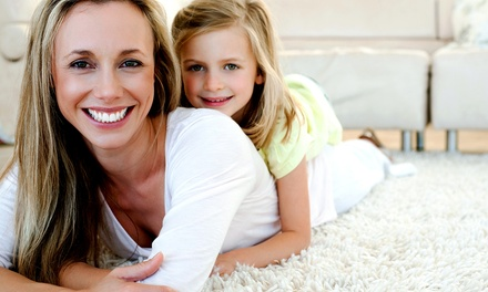 Carpet Cleaning for Up to 1,000 or 1,500 Square Feet from Spic N Span Carpet Cleaning Inc. (67% Off)