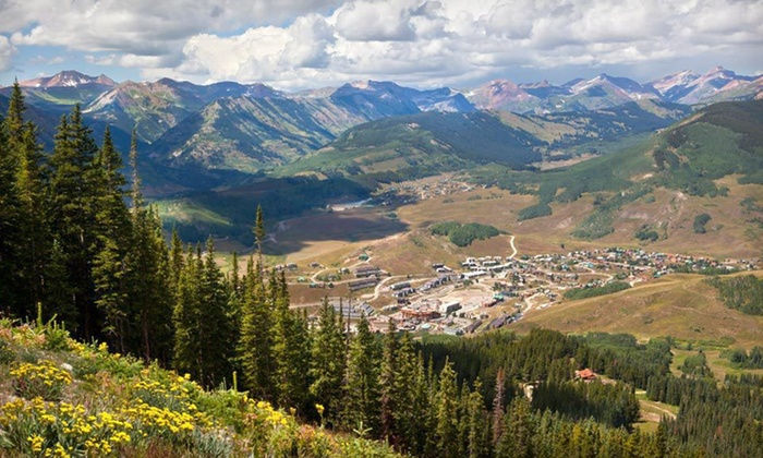 The Inn at Crested Butte - Crested Butte, CO: One or Two-Night Stay with Optional Lift Tickets  for Two at The Inn at Crested Butte in Crested Butte, CO