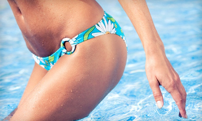 VL Touch Massage Therapy - Bloomingdale: One or Three Bikini or Brazilian Waxes at VL Touch Massage Therapy (Up to 56% Off)