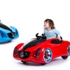 Lil' Rider Battery-Operated Sports Car