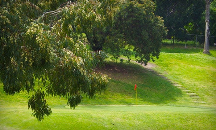 Sun Valley Golf Course - La Mesa: Round of Golf for Two with Range Balls and Snacks, or 10 18-Hole Rounds at Sun Valley Golf Course (Up to 56% Off)