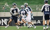 Chesapeake Bayhawks Lacrosse - Navy Stadium: Chesapeake Bayhawks Lacrosse Game for Two or Four at Navy-Marine Corps Memorial Stadium in Annapolis (Up to 52% Off). Six Options Available.