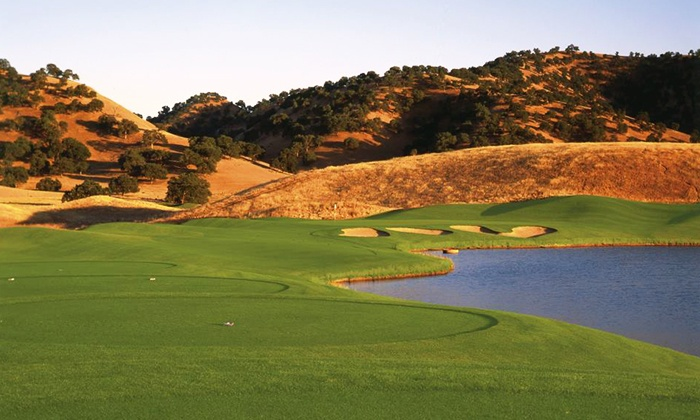 Diablo Grande Golf & Country Club - Patterson: One Round of Golf for Two or Four with Cart and Range Balls at Diablo Grande Golf & Country Club (Up to 42% Off)