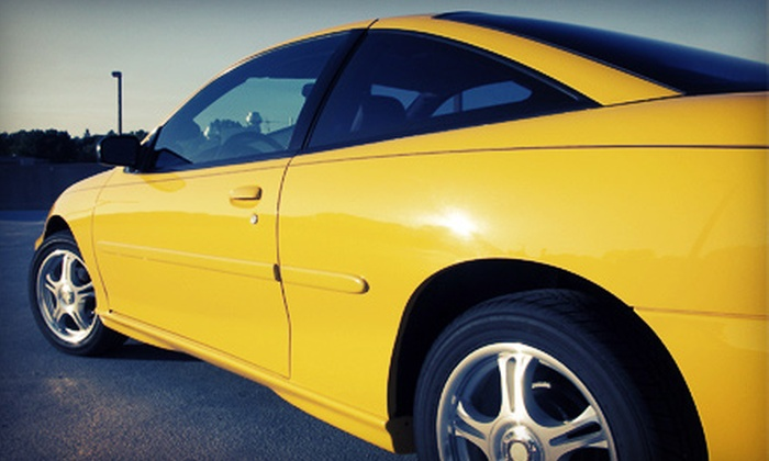 Nanak Car Wash - Etobicoke: Interior-Exterior Auto Detail with Option for High-Speed Buffing and Seat Shampooing at Nanak Car Wash (Up to 59% Off)