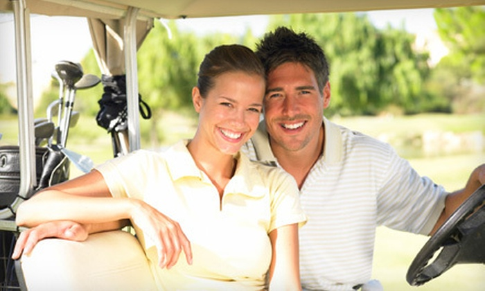 South Riding Golf Club - South Riding: $99 for an 18-Hole Round of Golf for Two with Cart Rental and Range Balls at South Riding Golf Club (Up to $202 Value)