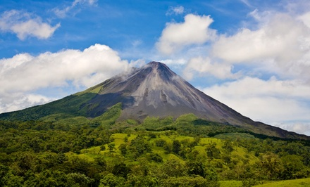 Groupon Deal: 7-Night Luxury Costa Rica Vacation with Airfare and Rental Car. Price per Person Based on Double Occupancy.