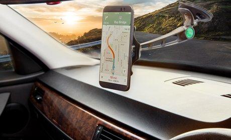 Universal Gadget Grip Car Mount for Smartphones