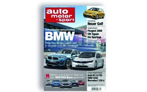 King Media GmbH: 4 Monate AUTO MOTOR SPORT im Abo lesen + 30 € Amazon Gutschein erhalten