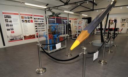 The Derwent Pencil Museum