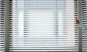 Finish & Furnish Design Services: Custom Blinds with Installation for Up to 5 or 10 Windows by Finish & Furnish Design Services (UP to 33% Off)