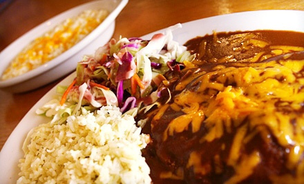 Meal for 2 - Maya Quetzal in Tucson