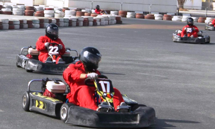 Emirates Kart Zone EKZ Believes That Once Youve Raced You Never Forget It And Get Over With This Deal Groupies Can Embark On An 18 Min
