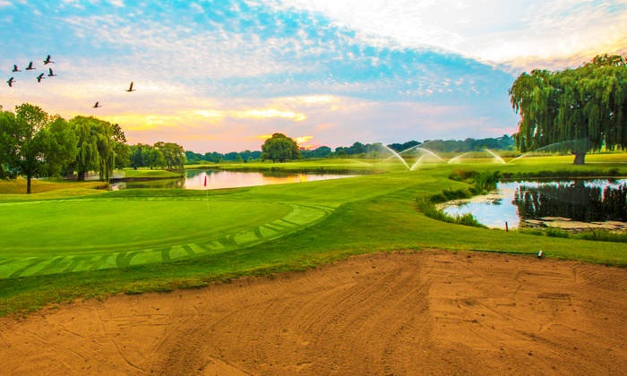 Midlane Country Club  - Wadsworth: $55 for a Member for a Day Pass with Unlimited Golf and Range Balls at Midlane Country Club ($117 Value)