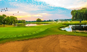 Midlane Country Club: $55 for a Member for a Day Pass with Unlimited Golf and Range Balls at Midlane Country Club ($117 Value)