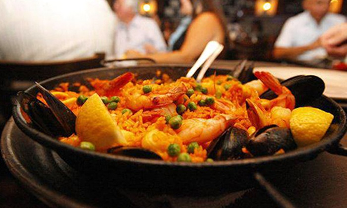 Cava Restaurant - Douglas: Spanish Cuisine for Two, Four, or Six at Cava Restaurant (Up to 60% Off)
