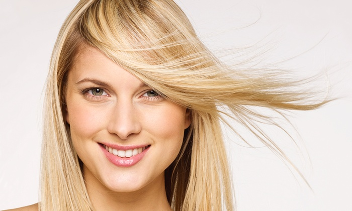 Nelson Group Salon - Palatine: One or Two Haircuts with Shampoo, Deep-Conditioning Treatment, Blow-Dry, and Style at Nelson Group Salon (Up to 71% Off)