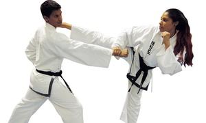 Pacific International Taekwondo: Taekwondo Classes - 5 ($19), 10 ($37) or 30 Classes ($99) at Pacific International Taekwondo (Up to $360 Value)