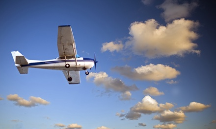 $159 for a Scenic Flight Over the Kennebec River for Three from Scenic Flights of Maine ($159 Value)